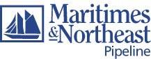 Maritimes Northeast Pipeline logo